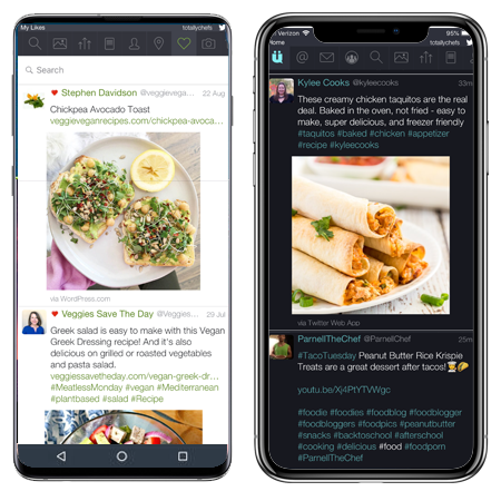 UberSocial will keep you up-to-date while you're on-the-go, offering lightning-fast functionality, curated content, customization options and a richer, more user-friendly Twitter experience. The world's most popular full-featured Twitter app is available for Android & iPhone!
